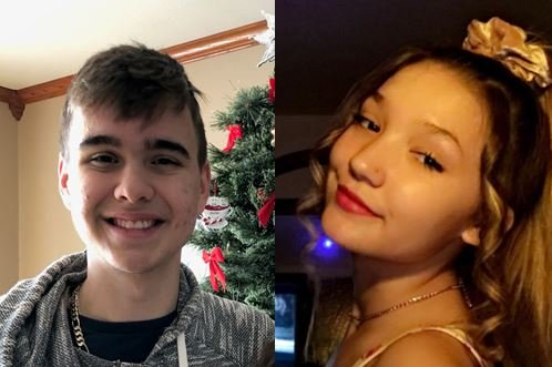 Missing Cass County Teens