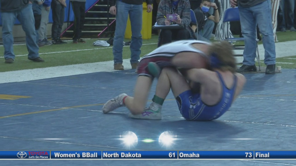 Nd State Wrestling