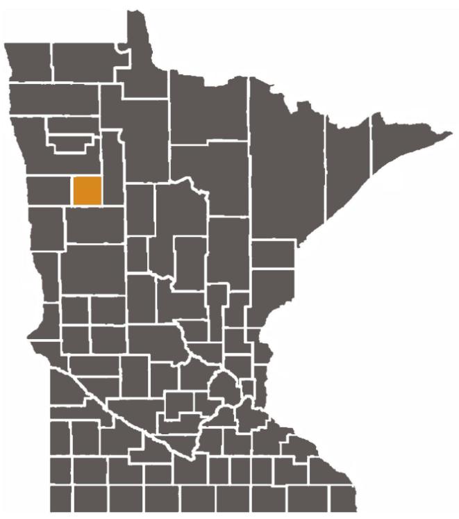 Mahnomen County Map