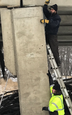 North Broadway Bridge Tilt Edited Feb 2021