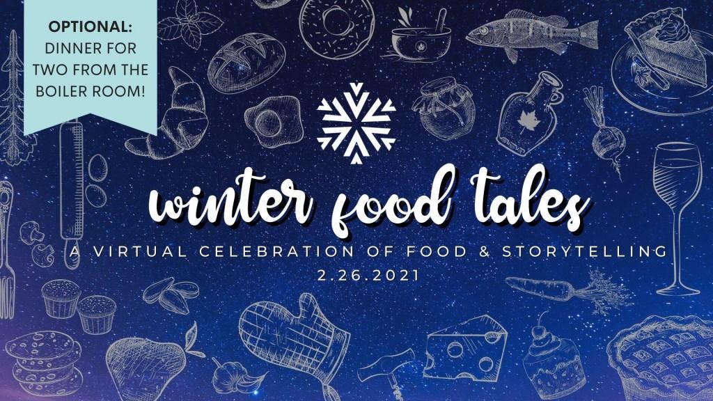 Winter Food Tales