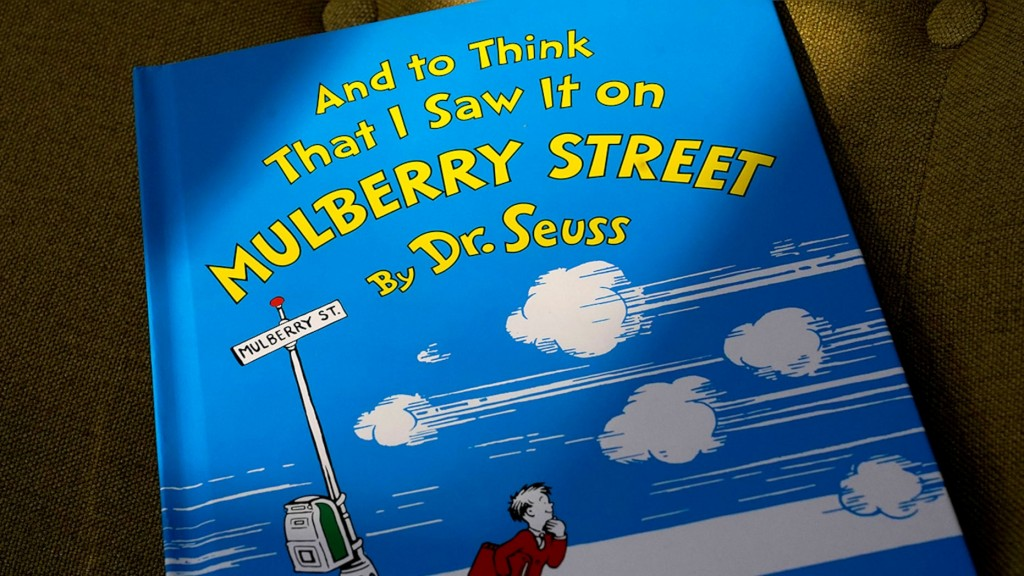 Dr Seuss Books Canceled