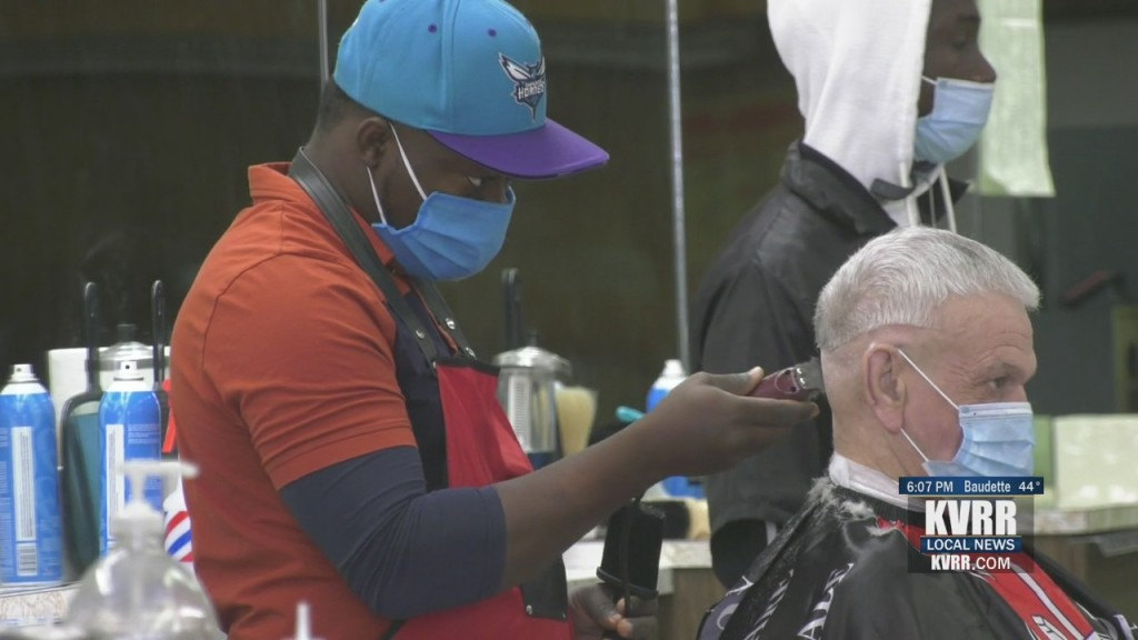 Barber College Again