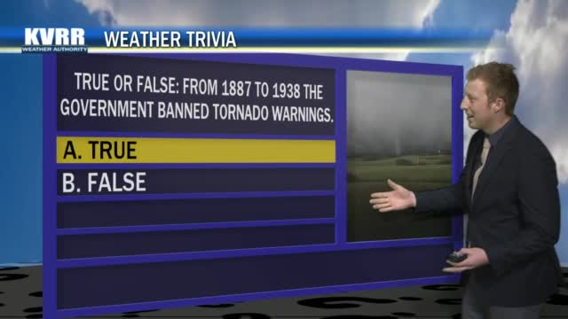 Weather Trivia 04/17/2021