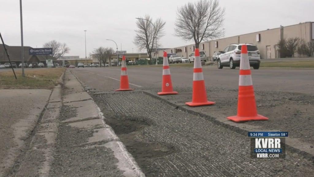 Fargo Potholes