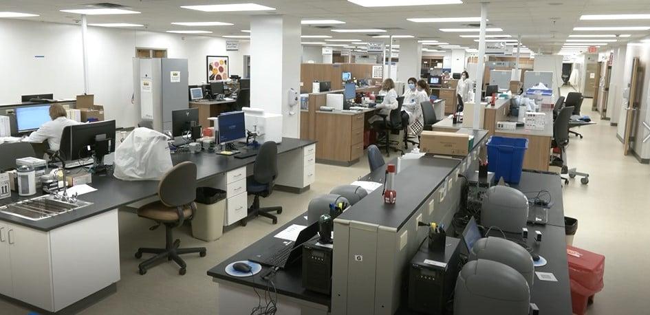 Sanford Lab 041421