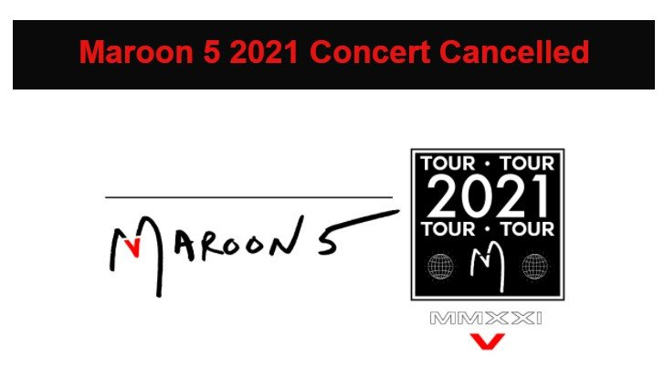Maroon 5 040521