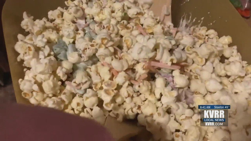 Soc Dis Popcorn