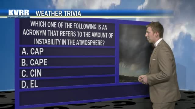 Weather Trivia 4/10/21