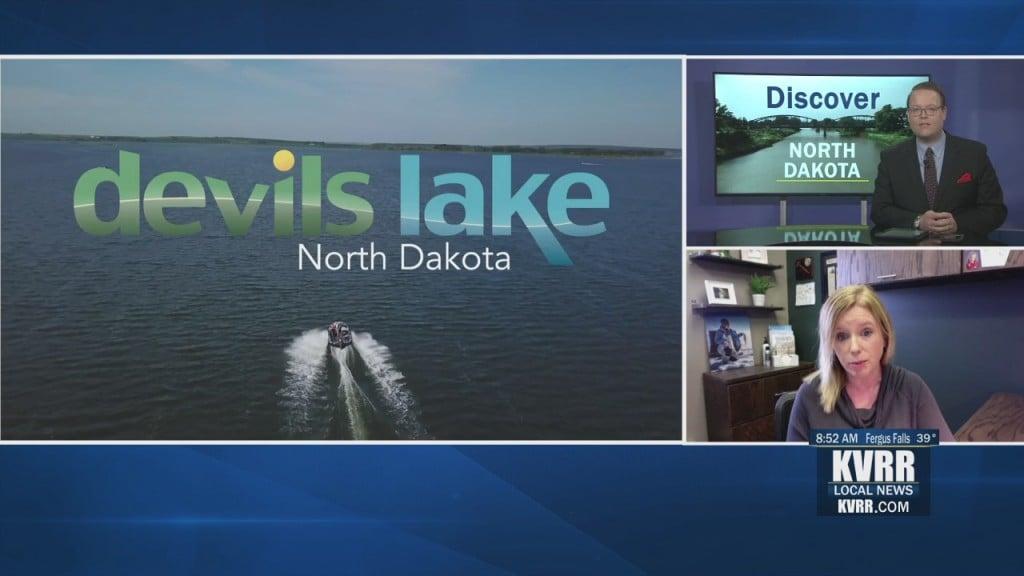 Discover Devils Lake