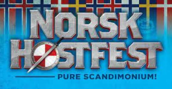 Norsk Hostfest 042821
