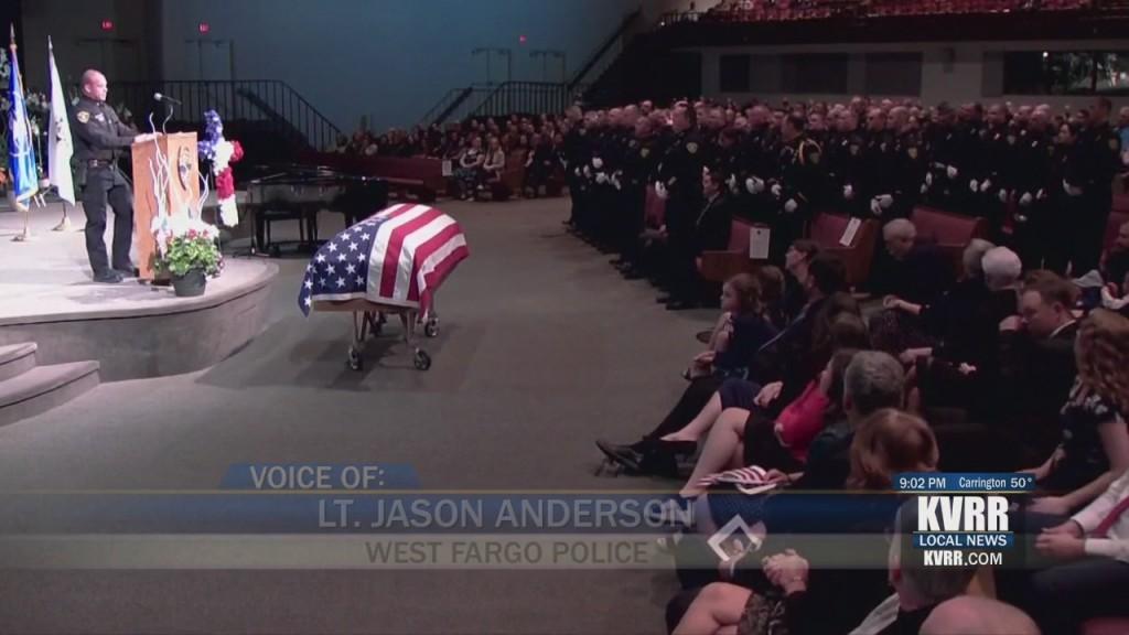 Gustafson Funeral