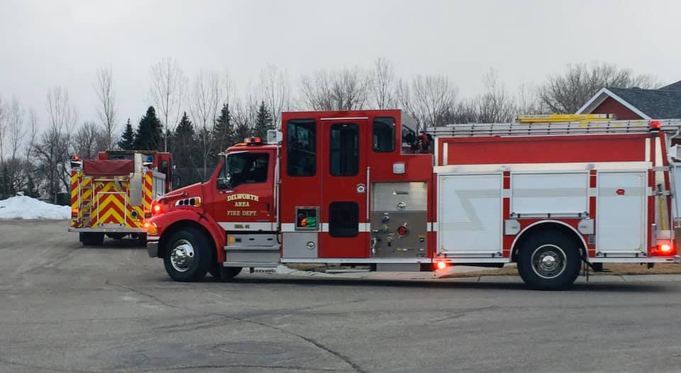 Dilworth Fire Dept