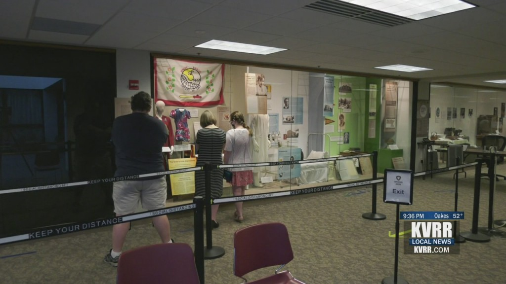 1918 Pandemic Exhibit