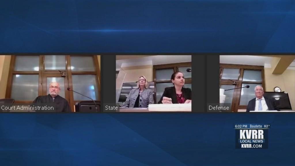 Pendleton Jury Selection