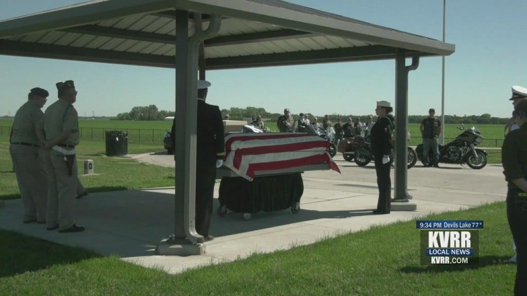 Unclaimed Veteran Funeral