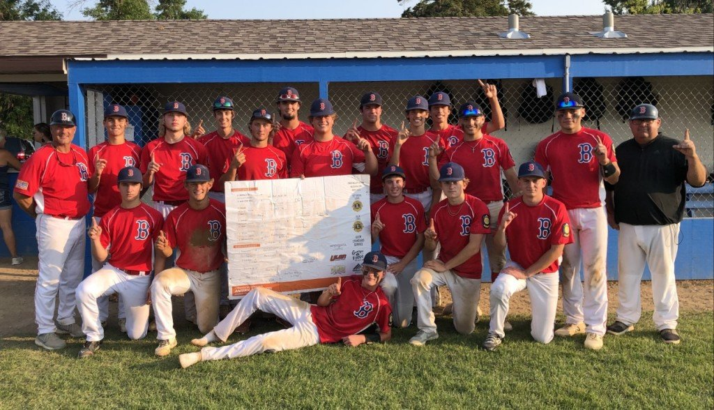 Breck Baseball 1