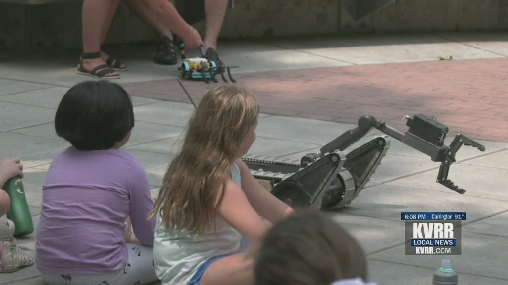Navy Robots