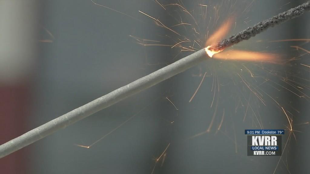Firework Injuries