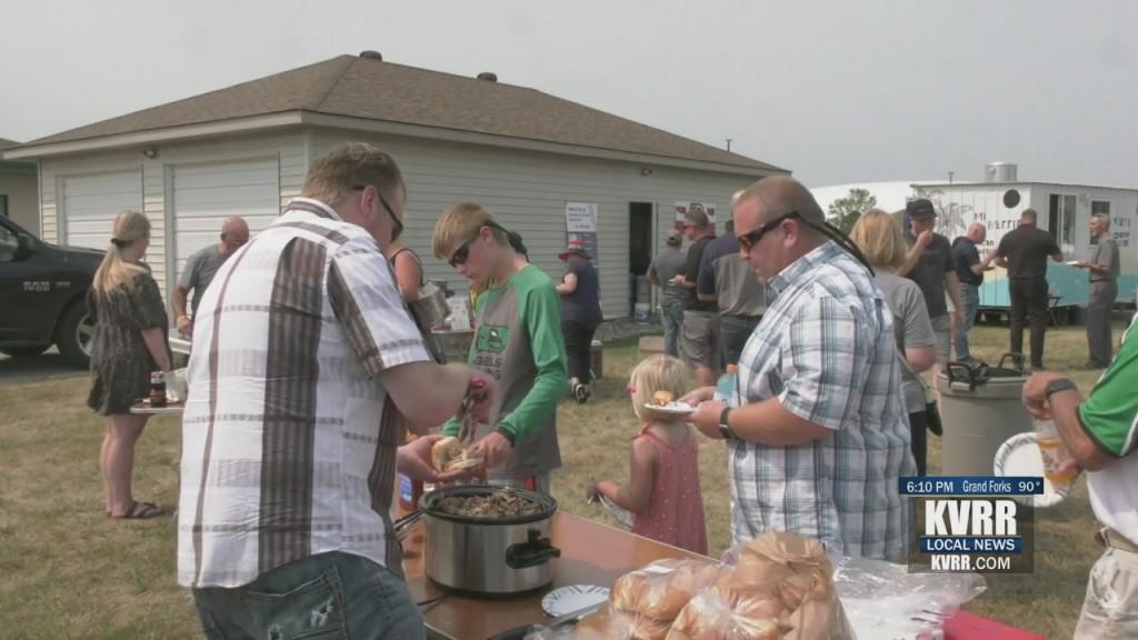 Street Fair Food