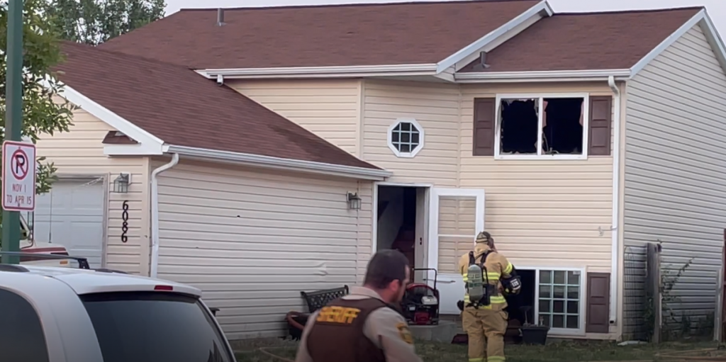 House Fire 071821