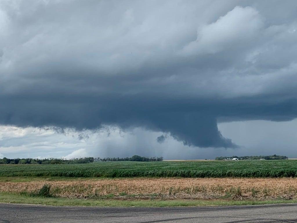 Storm Near Alice Nd 8 20 2021
