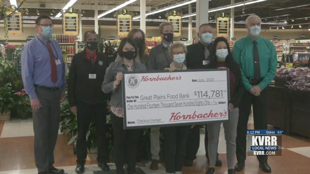 Horbachers Donation