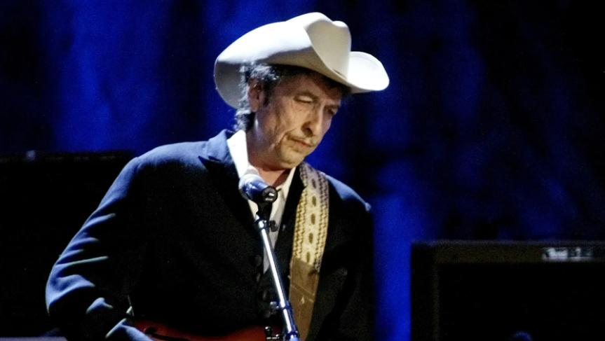 Bob Dylan 081621