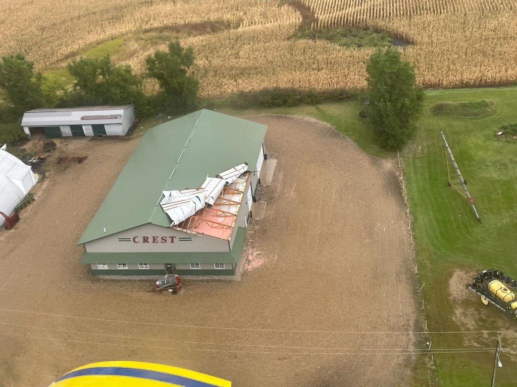 Campbell Storm Damage Sept 20 2021
