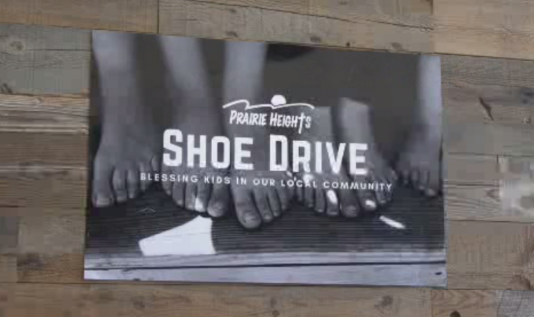 Shoe Drive 090521