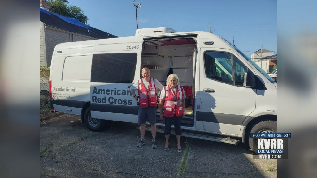 Red Cross Hurricane Ida