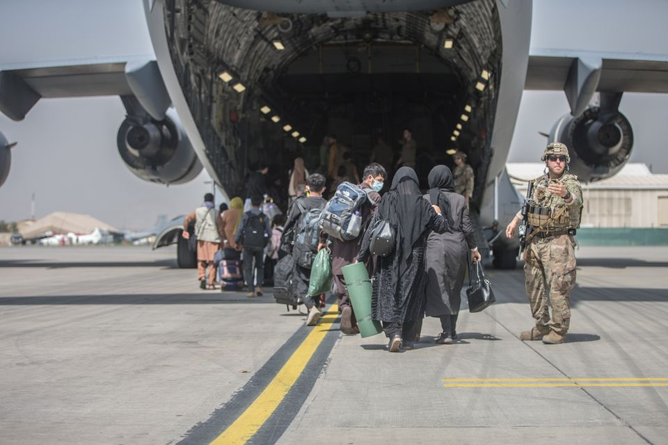 Afghan Evac