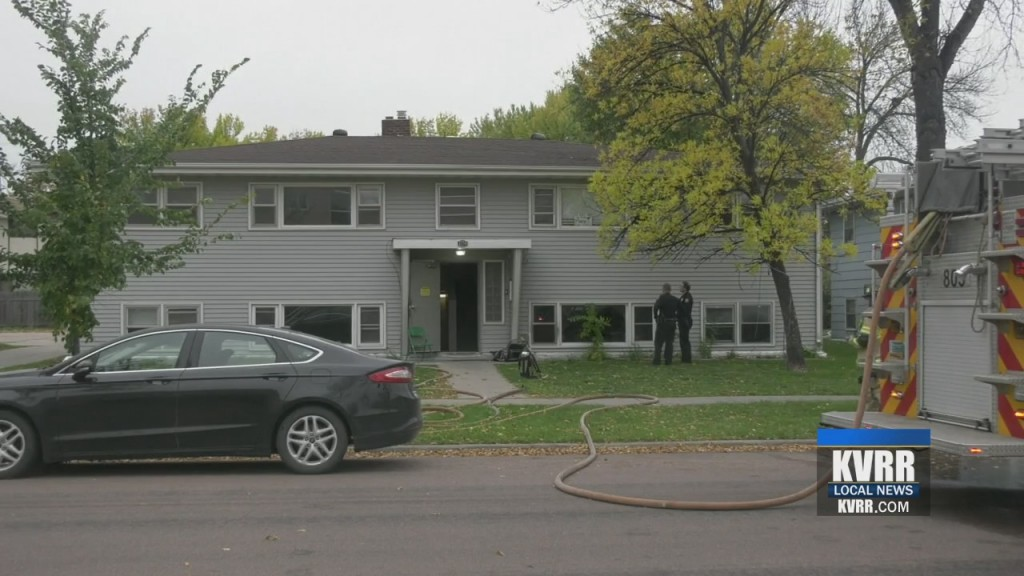 8th St Fargo Fire