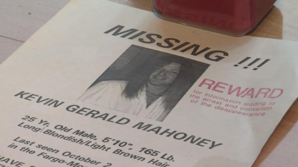 Kevin Mahoney Missing