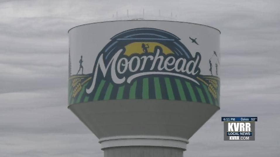 Moorhead Water Tower