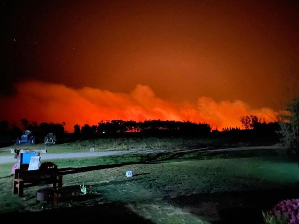 Kittson Fire 1