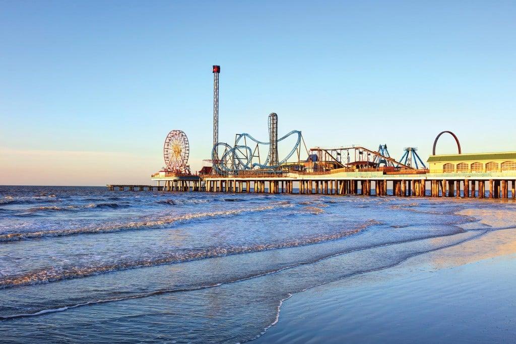 Galveston Island Historic Pleasure Pier