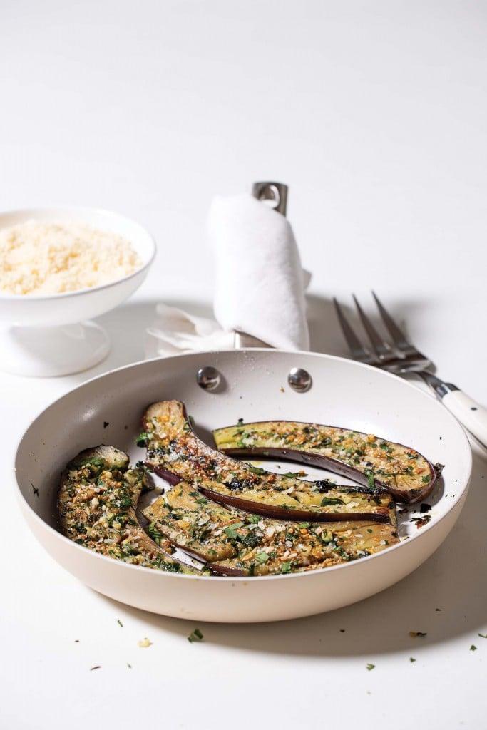 Kitchengourmet Eggplantgarlicparmesan