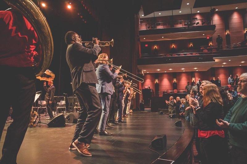New Orleans Jazz Orchestra