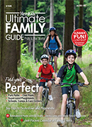 MetroKids Ultimate Family Guide Cover