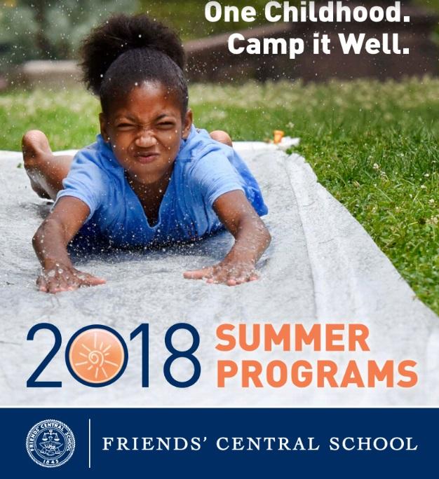 Friends' Central School Summer Programs