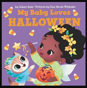 Bookmarked Baby Loves Halloween