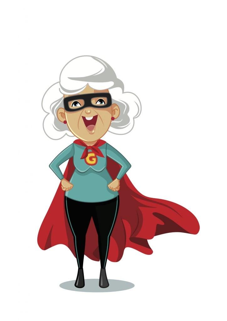 Supergrandmom