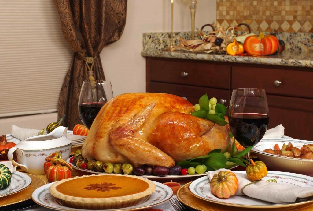 Turkeyonthethanksgivingtable