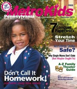 September Cover 2010