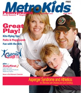 April Cover 2011 Cover