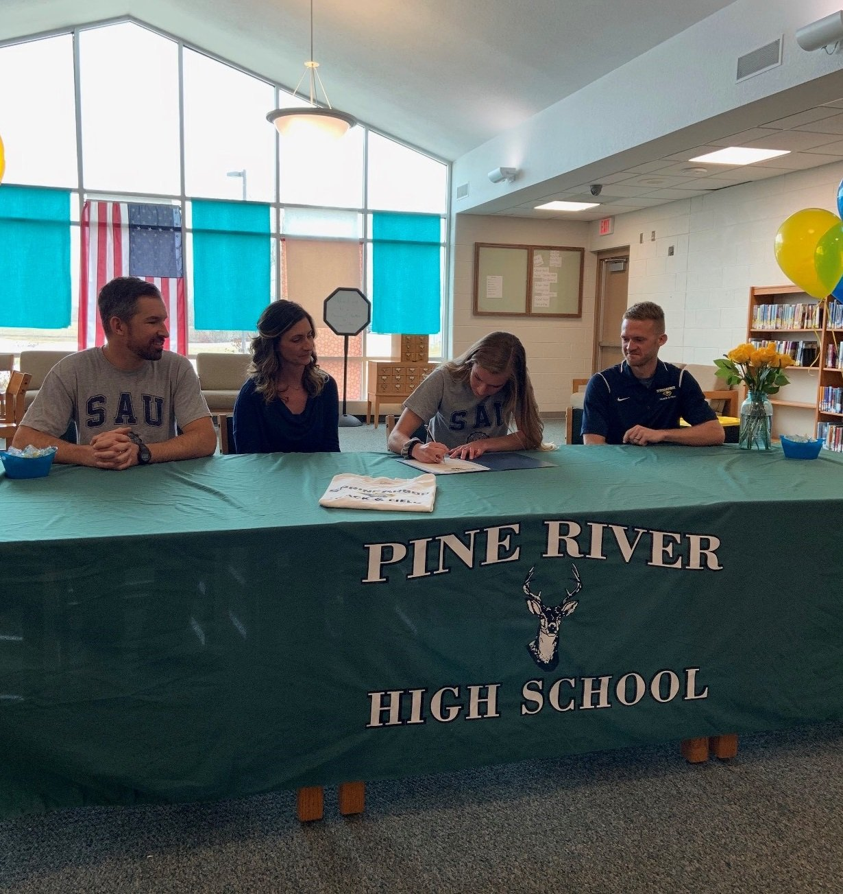 Arbors Of East Atlanta: Pine River's Dennis Signs With Spring Arbor