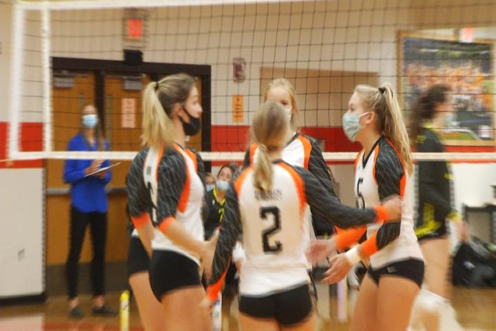 Kingsley Volleyball Looks to Continue to Build on Success