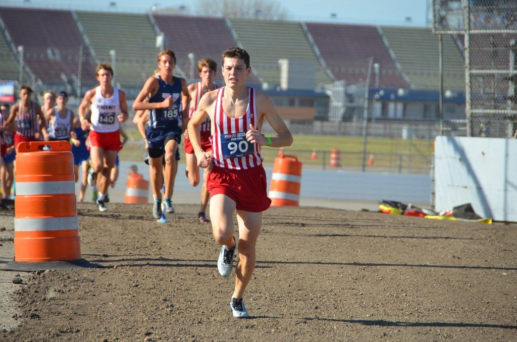 Fremont Boys Cross Country Wins 10th State Title