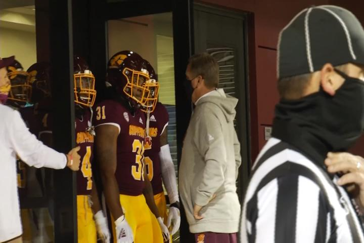 Lewis, Cmu Open 2020 Season With Win Over Ohio